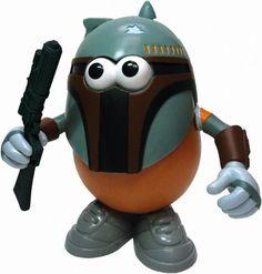 Mr. Potato Head - Spuda Fett