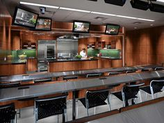 Institute for the Culinary Arts,© Jeffrey Jacobs Photography