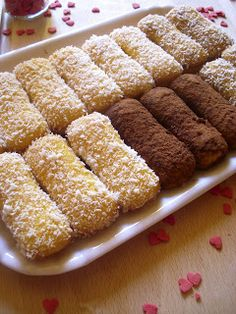 All About Risotto in Italian Food Italian Cookies, Italian Desserts, Italian Recipes, Cocktail Desserts, Mini Desserts, Biscotti Cookies, Yummy Cookies, Cookie Recipes, Dessert Recipes
