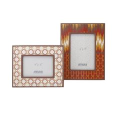 Justin Essentials Energetic Photo Frames - Set of 2 -