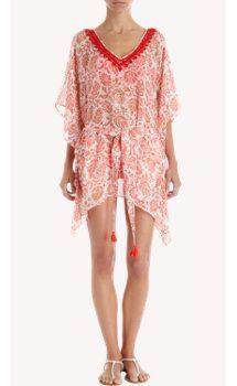 Banjanan Floral Print Cover-up, select by Model & Barneys New York Influencer, Alek Wek