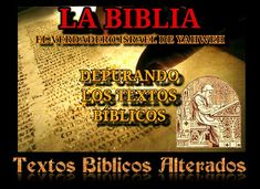 "EL YISRAEL DE YAHWEH: ""LA BIBLIA ORIGINAL"" El Talmud, Bible Translations, Strong Faith, Israel, Texts, Sentences, To Tell, Photo Books, Free Books"