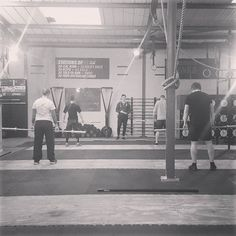 Level 2 Induction going down this morning at an ungodly hour. Big thanks to the new recruits who braved the 7.30am start... http://ift.tt/2hM7u7D  #crossfit #edccrossfitfamily #newrecruits #edccrossfit #sundaymorning #induction