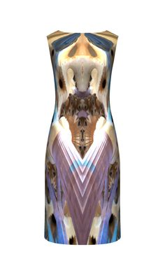 Sagrada Familia Cathedral Dress, Designed at constrvct.com