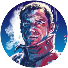 Deckard by Tim Doyle