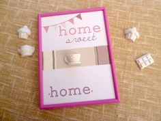 HOME SUITE HOME Decor  Scented Plaster Teacup Art by LiliMomo, €7.00