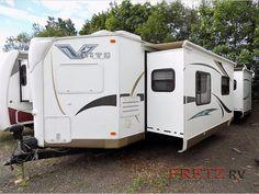 Used 2012 Forest River RV Flagstaff V-Lite 30WFKSS Travel Trailer at Fretz RV | Souderton, PA | #13354
