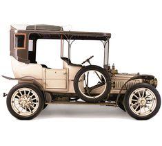 1907 Panhard & Levassor Double Phaeton