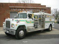 Adamstown Engine 143