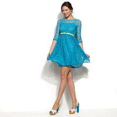AB Studio Lace Dress Set