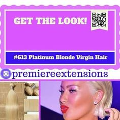What do we think of Ambers new hair?  Sizzling Savings Start HERE! @premiereextensions IG 7A Human Hair Extensions  WE SHIP WORLDWIDE ALL SALES ARE FINAL!!! @premiereextensions IG http://ift.tt/1KBvaTi http://ift.tt/1KBvaTi  Powered by @fitnessbodymovement  #blonde #salon #hairplug