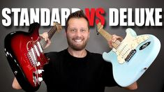 Which Stratocaster is worth your money? Find out in this comparison between an Squier Standard and Deluxe! If you found this video helpful, be sure to like a. Electric Guitars, Itunes, How To Become