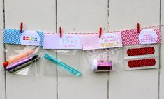 Candy-Free Valentine's Day Ideas with Printables