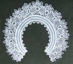 Vintage Lace Tatting Crocheted Needlework by OneGirlsVintage, $20.00