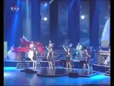 """""""Rocky"""" Theme performed in North Korea   Moranbong Band"""