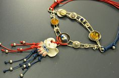SOLAR system  Sterling silver artistic metalwork by Ankanate
