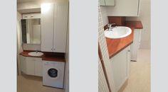les 25 meilleures id es de la cat gorie cacher le chauffe eau sur pinterest buanderie. Black Bedroom Furniture Sets. Home Design Ideas