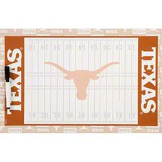 Texas Longhorns Dry Erase and Magnet Board $14.99 http://www.fansedge.com/Texas-Longhorns-Dry-Erase-and-Magnet-Board-_-1506842832_PD.html?searchType=3=longhorns%20dry%20erase=pinterest_pfid23-18649