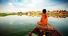 Lake and Floating village experience in Siem Reap. Tonle Sap lake (Great Lake) refers to seasonally freshwater lake and an attached river, that connects the lake to the Mekong