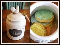 Prairie Flower Farm: Best Sugar Cookie Recipe ever!!!!!!!!!