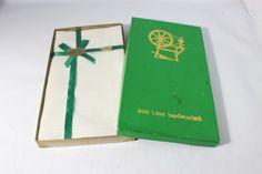 Vintage Loom Master Irish Pure Linen Men by DeeSweetNostalgia