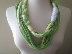 Disney  Tinker Bell Inspired Jersey Summer Scarf by PixiePouches, $24.00