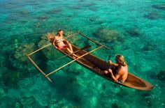 Aloita stands alone as the most refined and comfortable resort ever built in Indonesia's Mentawai Islands with a new Spa Aloita Resort, Outdoor Furniture, Outdoor Decor, Canoe, Hammock, The Good Place, Islands, Surfing, Spa