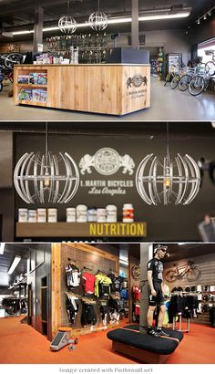 Fresh take on modern layout by #glowstudio for I.Martin store