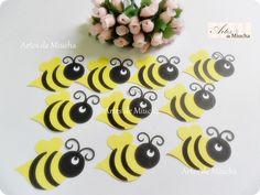 Apliques abelhas