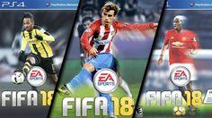 Doté de la technologie Frostbite™, EA SPORTS™ FIFA 18 propose une expérience de jeu à la frontière du virtuel et du réel, donnant vie aux héros, aux équipes et à l'atmosphère du football afin de vous plonger dans toute l'émotion du jeu universel. FIFA 18 seradisponiblele 29 septembre 2017 sur PC, Xbox One, PS4 et Nintendo Switch.