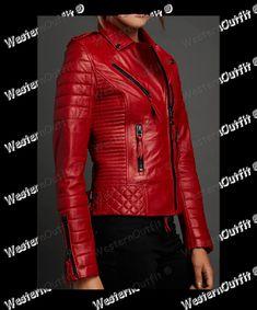 Skin2Fashion Womens Leather Jacket 187