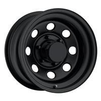 Series 98 Rock Crawler with 5 on 5 Flat Black Monster Mod Wheel Pro Comp Steel Wheels Jeep Wheels, Truck Wheels, Black Steel Wheels, Jeep Wk, Tacoma World, Pro Comp, Stainless Steel Bolts, Jeep Mods, Jeep Accessories