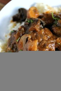 ... Slow Cooker Chicken Marsala, Slow Cooker Beef and Slow Cooker Chicken