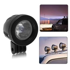 1pcs 10W Waterproof Auto Car Truck Motorcycle LED Spot Offroad