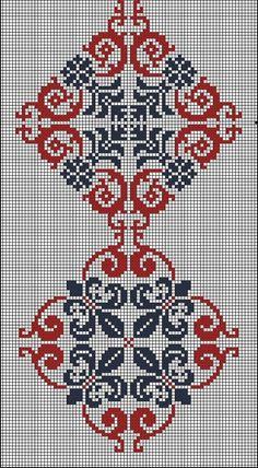 Cross Stitch Rose, Cross Stitch Borders, Cross Stitch Samplers, Cross Stitch Patterns, Beading Patterns, Embroidery Patterns, Hand Embroidery, Cross Love, Nursery Rhymes Songs