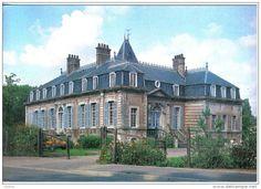 Frankreich - carte postale 59. Lillers le chateau Pigouche trés beau plan