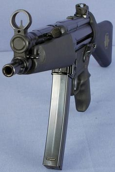 GIGN.ORG » Le HK-MP5
