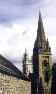 LLandaff Cathedral, Llandaff Wales