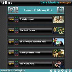 Enjoy today's iFilm schedule. www.ifilmtv.com/English/