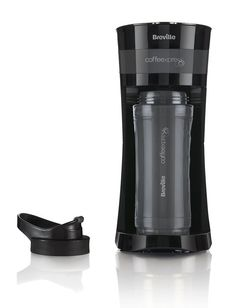 Express Coffee Machine Portable Travel Permanent Filter Small Simply Maker Gift #Breville