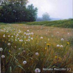 Пейзажная живопись Ренато Мучилло.