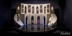 Image result for harry potter stage Stage, Harry Potter, Scenic Design, Opera, Gothic, Google Search, Goth, Opera House, Stage Design