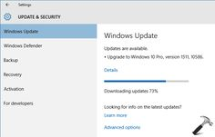 Windows 10 November Update Released, Download Now