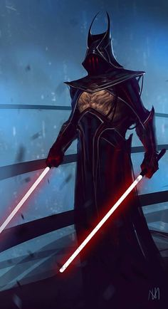Darth Vader redesign by The Art of Nagy Norbert