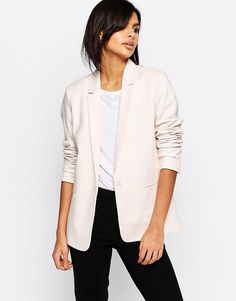 Selected | Selected Leorna Tailored Blazer at ASOS