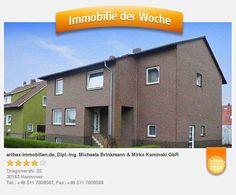 Neue Immobilie der Woche! Diesmal, ein Zweifamilienhaus für den Handwerker in #Sachsenhagen, Nähe #Stadthagen  und #Hannover. - aufgenommen und gepinnt vom Immobilienmakler in Hannover: arthax-immobilien.de