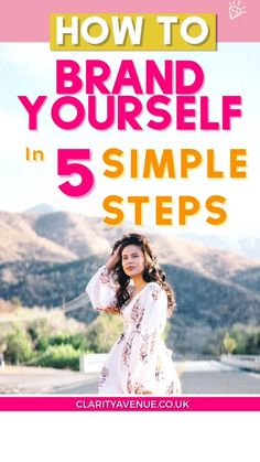 How To Brand Yourself in 5 Simple Steps Creating A Blog, Creating A Brand, Some Love Quotes, Free Facebook Likes, Branding Template, Social Media Impact, Brand Board, New Things To Learn, Blogging For Beginners