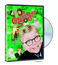 CHRISTMAS STORY (1983/DVD/AMARAY) $7 Pick Up At Walmart It's Christmas time and there's only one thing on Ralphie Parker's Christmas list this year: a Red R…