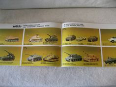 http://www.ebay.com/itm/vintage-SOLIDO-toy-model-vehicles-1972-car-catalog-Ford-Porsche-Ferrari-Mercedes-/381221169243?pt=LH_DefaultDomain_0