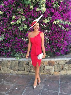 Race Day Outfits, Derby Outfits, Races Fashion, Work Fashion, Elegant Dresses, Cute Dresses, Derby Dress, Estilo Real, Stylish Hats